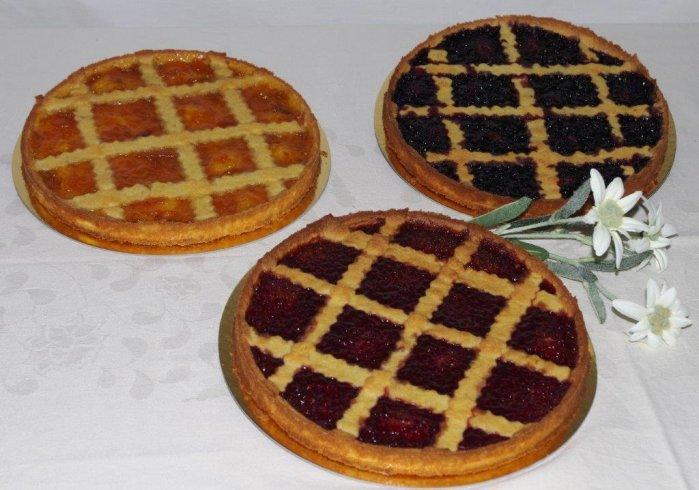 tartes confitures