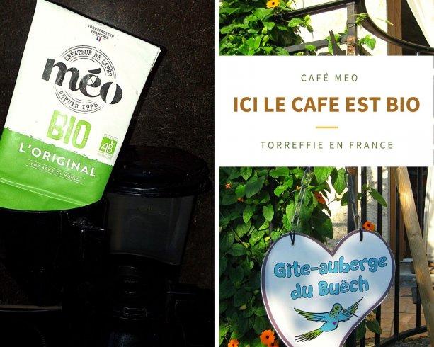 le café bio Méo
