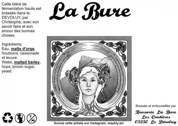 micro brasserie LA BURE